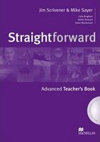 Підручник STRAIGHTFORWARD Advanced  Teacher's Book and Resource Pack