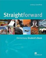 Підручник Straightforward elementary SB
