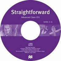 Диск для лазерних систем зчитування Straightforward Advanced Class Audio CD