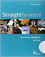 Підручник Straightforward elementary WB
