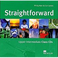 Диск для лазерних систем зчитування Straightforward Upp Int CD