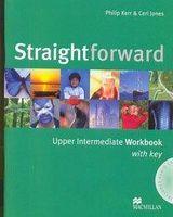 Підручник Straightforward Upp Int WB Pk