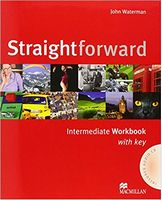 Підручник Straightforward intermediate WB