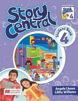 Підручник Story Central 4 Student Book + eBook Pack