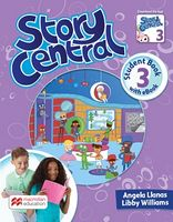 Підручник Story Central 3 Student Book + eBook Pack