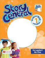 Підручник Story Central 1 Student Book eBook Pack