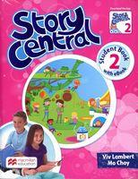 Підручник Story Central 2 Student Book + eBook Pack