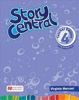 Підручник Story Central 4 TE Pack + eBook
