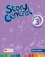 Підручник Story Central 3 TE Pack + eBook