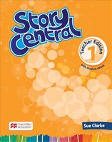 Story Central 1 TE Pack + eBook