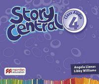Диск для лазерних систем зчитування Story Central 4 Class CD