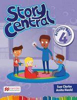Підручник Story Central 4 Activity Book