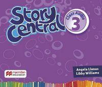 Диск для лазерних систем зчитування Story Central 3 Class CD