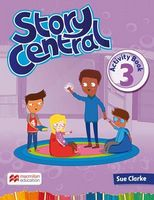 Підручник Story Central 3 Activity Book