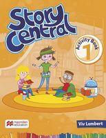 Підручник Story Central 1 Activity Book