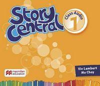 Диск для лазерних систем зчитування Story Central 1 Class CD