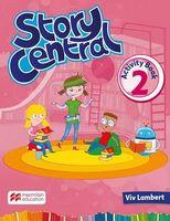 Підручник Story Central 2 Activity Book