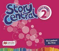 Диск для лазерних систем зчитування Story Central 2 Class CD