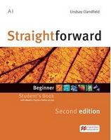 Підручник Straightforward (2nd Edition) Beginner Student's Book & Webcode + eBook