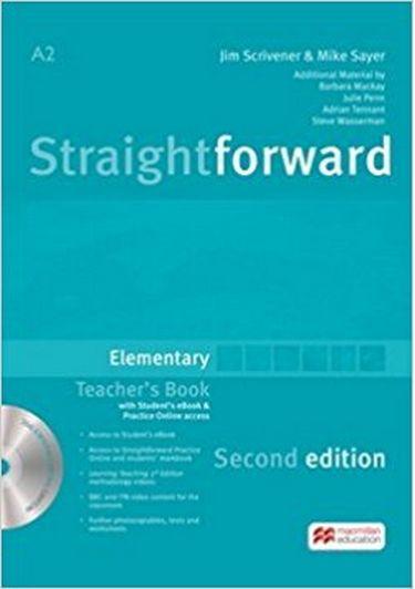 %D0%9F%D0%B8%D0%B4%D1%80%D1%83%D1%87%D0%BD%D0%B8%D0%BA+Straightforward+2nd++Elementary+TB+%2B+eBook+Pack - фото 1