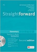 Пидручник Straightforward 2nd  Elementary TB + eBook Pack