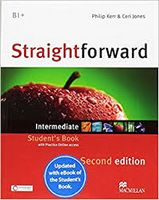 Підручник Straightforward 2nd Intermediate SB & WEBCODE + eBook