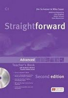 Підручник Straightforward (2nd Edition) Advanced Teacher's Book + eBook Pack