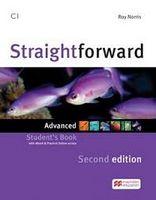 Підручник Straightforward 2nd  Advanced  SB + Webcode + eBook Pack