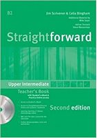 Підручник Straightforward 2nd Edition Upper Intermediate Teacher's Book + eBook Pack