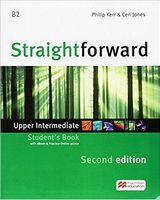 Підручник Straightforward 2nd Upper SB & WEBCODE + eBook