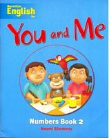 Підручник YOU AND ME 2 Number Book