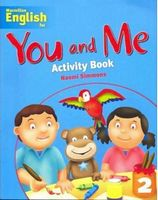 Підручник YOU AND ME 2 Activity Book