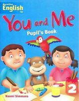 Підручник YOU AND ME 2 Pupil's Book