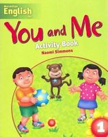Підручник YOU AND ME 1 AB