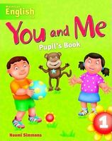 Підручник YOU AND ME  1 Pupil's Book