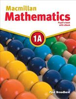 Підручник Macmillan Mathematics Level 1A SB+CD+ ebook Pack