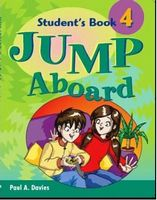 Підручник Jump Aboard Level 4 Student's Book