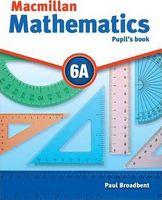 Підручник Macmillan Mathematics Level 6A PB Pack