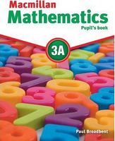 Підручник Macmillan Mathematics Level 3A PB Pack