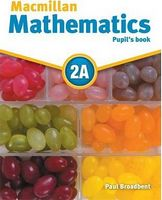 Підручник Macmillan Mathematics Level 2A PB Pack