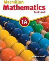 Підручник Macmillan Mathematics Level 1A PB Pack