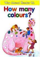 Підручник Way Ahead Rdrs 1a:How Many Colours?