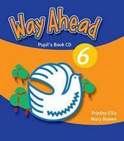 Диск длялазерних систем зчитування Way Ahead 6 Teacher's Book Audio CD