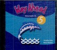 Диск длялазерних систем зчитування Way Ahead 5 Story Audio CD