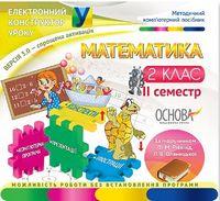 Математика. 2 клас. 2 семестр (за підручником Ф. М. Рівкінд, Л. В. Оляницької) ВЕРСІЯ 3.0