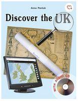 Discover the UK посіб. з країно-ва Великобританії з аудіо CD