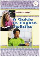 Стилістика англ. мови (посібник для студентів, факультетів іноз.мов)