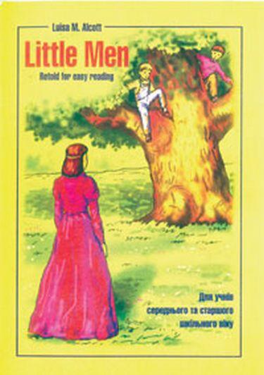 Littie+Men.+Retold+for+easy+reading. - фото 1