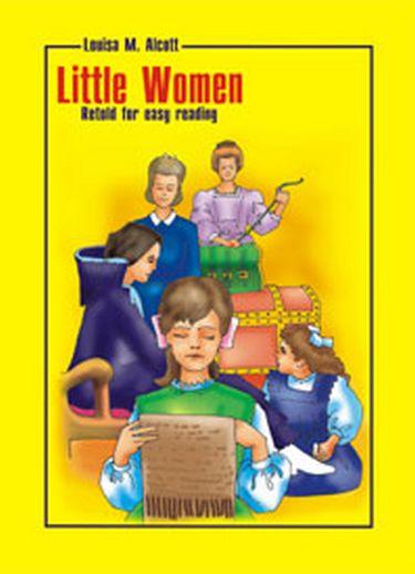Little+Women.+Retold+for+easy+reading. - фото 1