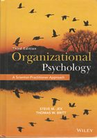 Organizational Psychology: A Scientist-Practitioner Approach 3rd Edition
